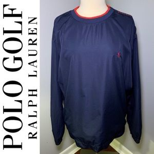 POLO GOLF RALPH LAUREN VINTAGE WINDBREAKER